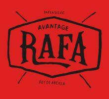 """Rafael Nadal """"rey de arcilla"""" by Furfantarex"""