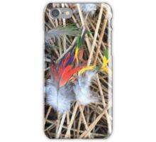 Bright Feathers iPhone Case/Skin