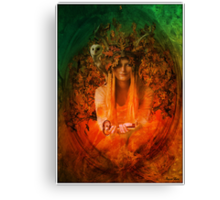 The Hierophant Canvas Print