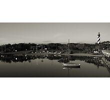 St. Augustine Lighthouse Park Beach 2 Photographic Print