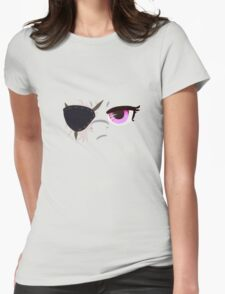 SS Eyes - Eyepatch ver Womens Fitted T-Shirt