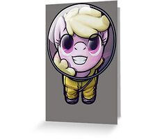 Hi! I'm Puppysmiles! Greeting Card