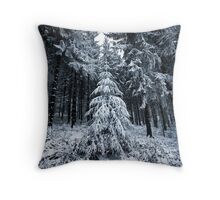Feeling Protected Throw Pillow