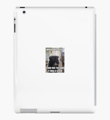 Humour iPad Case/Skin
