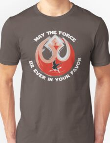 May The Force Be Ever In Your Favor T-Shirt