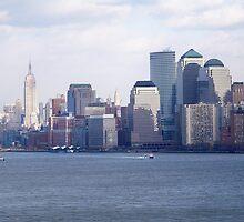 New York City by Dandelion Dilluvio