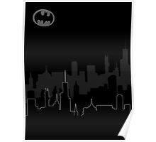 GothamCity Poster