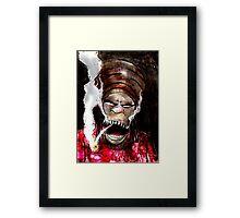 GURU I Framed Print