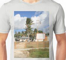 an unbelievable Tuvalu landscape Unisex T-Shirt