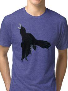 Black Raven Tri-blend T-Shirt