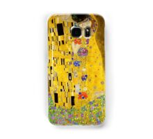The Kiss - Gustav Klimt Samsung Galaxy Case/Skin