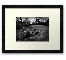 Deady Bear Framed Print