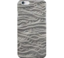 Inch Sand Ripples 2 iPhone Case/Skin