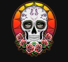 Sugar skull - Desert Rose  Tank Top