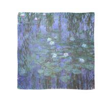 Monet - Blue Waterlilies Scarf