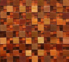 Wooden Seamless Texture by Atanas Bozhikov