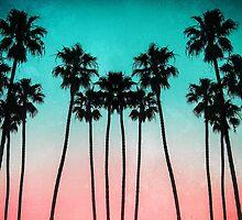 Palm Trees 3 by Mareike Böhmer