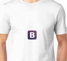 Bootstrap Logo Unisex T-Shirt