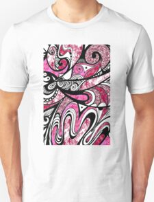 Doodle in Pink T-Shirt