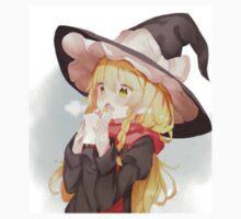 Cute anime girl by Quiraily
