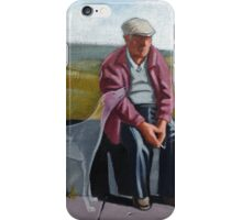 I wonder if the ol' girl misses me as much.. iPhone Case/Skin
