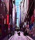 Hosier lane by DomaDART