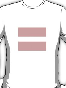 Equal Love T-Shirt