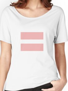 Equal Love Women's Relaxed Fit T-Shirt