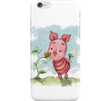 Winnie the Pooh - Baby Piglet iPhone Case/Skin