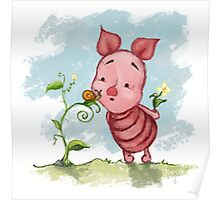 Winnie the Pooh - Baby Piglet Poster