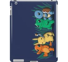 A Wild Pokemon Appeared iPad Case/Skin