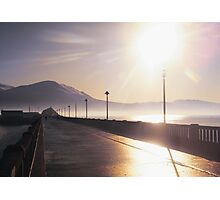Christmas 2009 Fenit Kerry Ireland  Photographic Print
