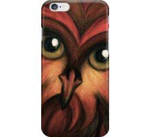 Autumn Owl iPhone Case/Skin
