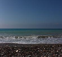 Aphrodite's Beach Wave by arekkusu
