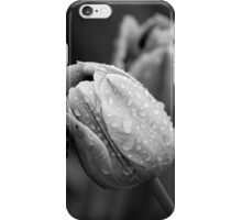 Tulips In Drops iPhone Case/Skin