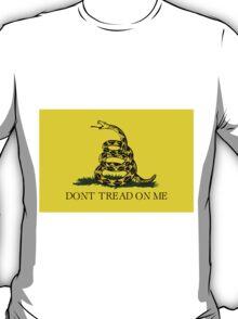 The Gadsden Flag - Don't Tread On Me T-Shirt