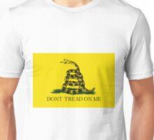 The Gadsden Flag - Don't Tread On Me Unisex T-Shirt