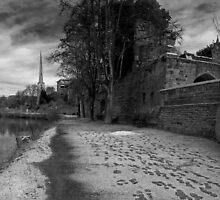 Worcester panorama by David Benton