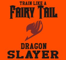 Fairy Tail - Train like Natsu! by Dorchette