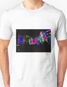 Vivid Crowd Unisex T-Shirt