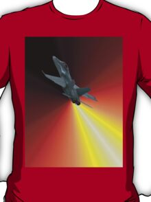 Shoot For The Sky - RAAF F/A-18 Design T-Shirt