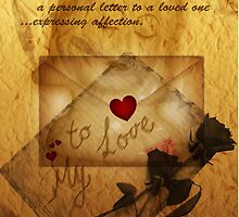 Love letter'... by Valerie Anne Kelly