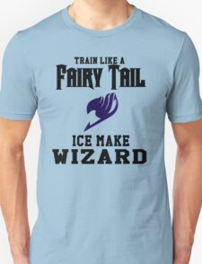 Fairy Tail - Train like Gray! T-Shirt