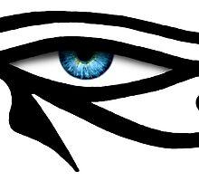 lluminati all-seeing eye by DikHendriks
