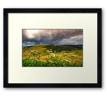 Brecon Beacons Framed Print