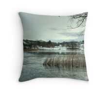 The Last Day Of December Throw Pillow