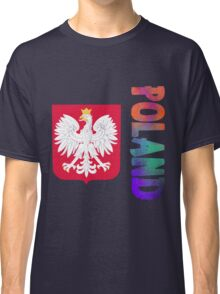 Poland - Coat of Arms Classic T-Shirt