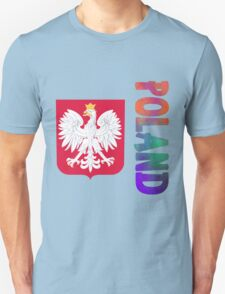 Poland - Coat of Arms T-Shirt