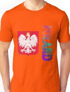 Poland - Coat of Arms Unisex T-Shirt