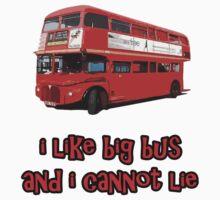 Big Bus One Piece - Short Sleeve
